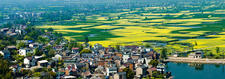 Wuhu City, Anhui Province, southern countryside Royalty Free Stock Photos