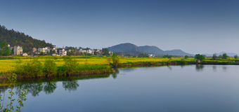 Wuhu City, Anhui Province, southern countryside. Eastphoto, tukuchina, Wuhu City, Anhui Province, southern countryside, Nature, Beauty Royalty Free Stock Images