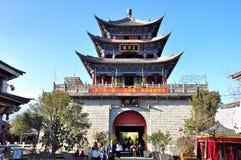Wuhua塔 库存照片