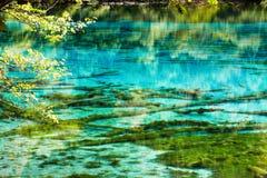Wuhua lake Royalty Free Stock Photography