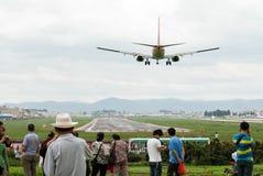 wujiaba моментов авиапорта последнее Стоковая Фотография