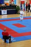 Wuko European Karate Championships Royalty Free Stock Photography