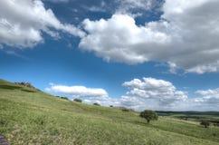 Wulan Butong Grasslands, Chifeng, Inner Mongolia royalty free stock photography
