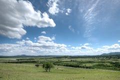 Wulan Butong Grasslands, Chifeng, Inner Mongolia royalty free stock image