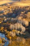 Wulanbutong obszary trawiaści Zdjęcie Royalty Free