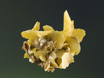 Wulfenite 1 Fotografia Stock