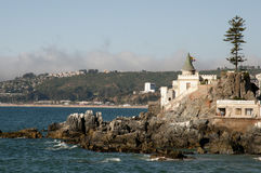 Wulff Castle - Vina Del Mar - Chile Royalty Free Stock Image