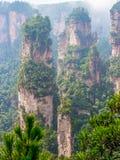 Wulingyuan Стоковые Изображения