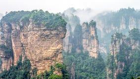 Wulingyuan Стоковые Фотографии RF