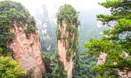 Wulingyuan Photo stock