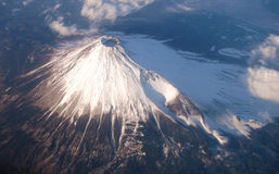 wulkan Zdjęcia Stock