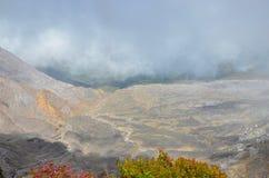 Wulkan Poas Obrazy Stock