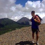 Wulkan Salvador Zdjęcie Royalty Free