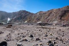 wulkaniczna desert Obraz Royalty Free