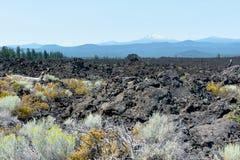 wulkaniczna krajobrazu Zdjęcie Stock