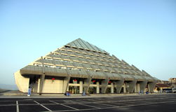 Wulong Bus Terminal Royalty Free Stock Photo