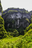 Wulong-doline Stockbilder