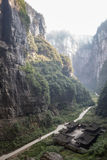 Wulong National Park China Stock Image