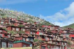 Wuming Buddhist College Stock Photo
