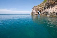 Wunder von siamesischem Meer Stockfoto