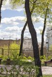 Wunderbar hundert Quadrat, Kiew, Ukraine Stockbild