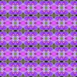 Wunderbar von der purpurroten Orchideenblume des Blumenstraußes nahtlos vektor abbildung