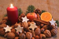 Wunderbare Weihnachtszeit Stockfotos