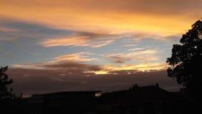 Wunderbarer Himmel Stockbilder