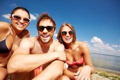 Wunderbarer Sommer Lizenzfreie Stockfotos