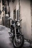 Wunderbares Motorrad Lizenzfreies Stockfoto