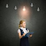 Wunderkind Royalty Free Stock Images