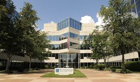 Wunderlich Securities Building Royalty Free Stock Image