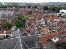 Wunderliche alte Stadt Lizenzfreie Stockfotos