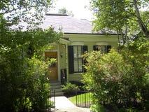 Wunderlicher Aspen Cottage Lizenzfreies Stockfoto