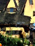 Wunderliches Haus Stockfoto
