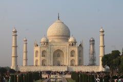 Wundern Sie sich die Welt, Taj Mahal India Lizenzfreie Stockbilder