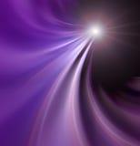 Wundersternabstraktion Stockbild