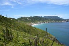 Wundervolle Küste Lizenzfreies Stockbild