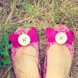 Wundervolle Schuhe Stockbilder