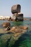 Wundervoller Felsen Stockfotografie