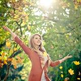 Wundervoller Herbst Lizenzfreies Stockbild