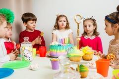 Wunsch auf Geburtstag lizenzfreie stockfotografie