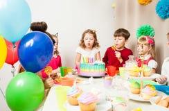 Wunsch auf Geburtstag stockfoto