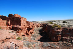 Wupatki National Monument Stock Images