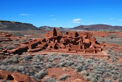 Wupatki National Monument Stock Photography