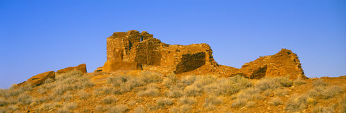 Wupatki National Monument Stock Photo