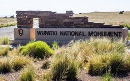 Wupatki National Monument Stock Images
