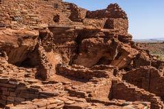 Wupatki National Monument Royalty Free Stock Image