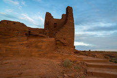 Wupatki National Monument Royalty Free Stock Images