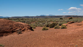 Wupatki National Monument Royalty Free Stock Photography